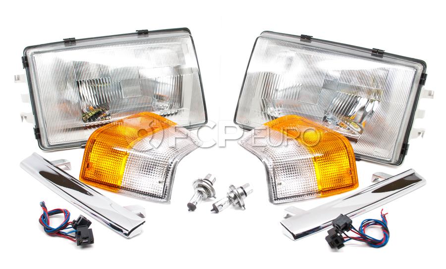 Volvo E-Code Headlight Kit - Skandix 1070032