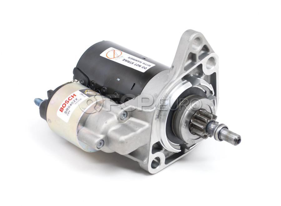 VW Starter Motor - Bosch SR0402X