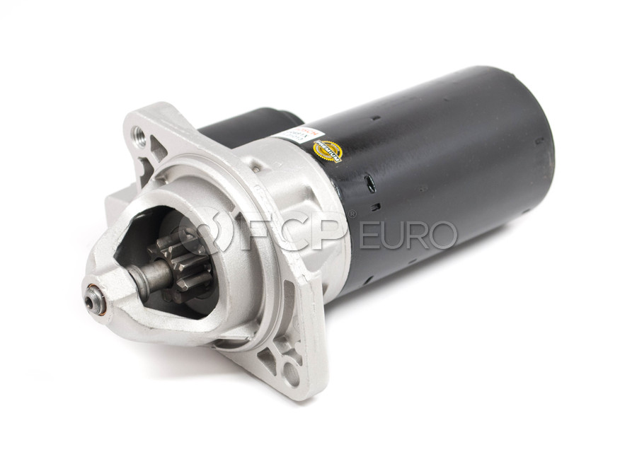 Jaguar Starter Motor - Bosch SR491X