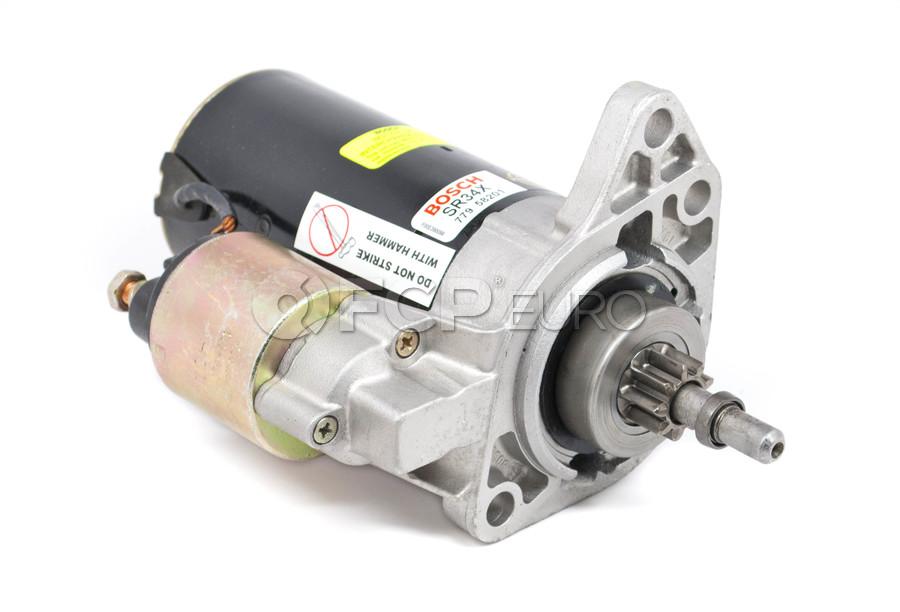 VW Starter Motor - Bosch 068911023TX