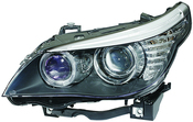 BMW Headlight Assembly - Hella 63127177731