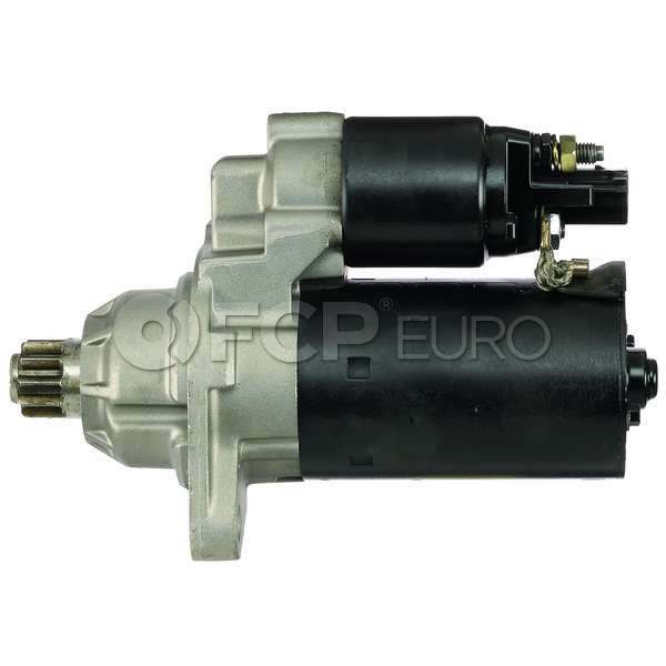 VW Starter Motor - Bosch 02M911023SX